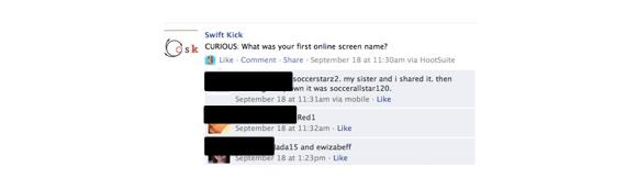 The Emerging Dilemma of Facebook URLs