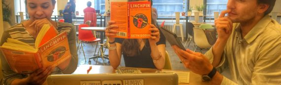 Team Bonding with a Book Club