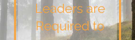 5 Times Leaders are Required to Speak
