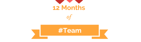 12 months of #TeamHuman (Try Not to Cry)