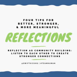 Reflect better!