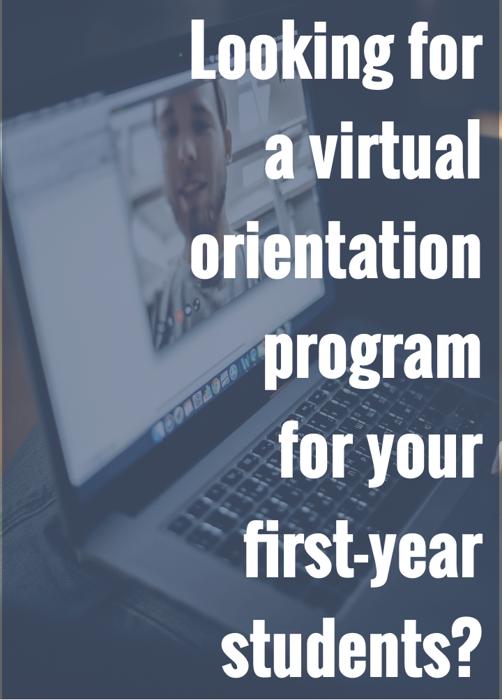 virtual orientation program