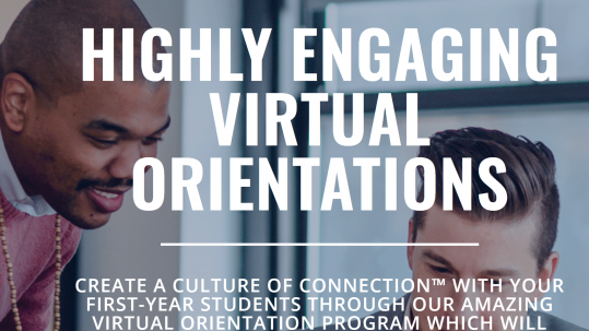 Highly Engaging Virtual Orientation Programs with Swift Kick